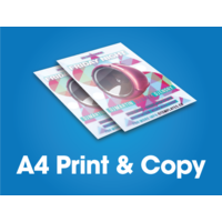 500x A4 Print and Copy - Colour 1 side