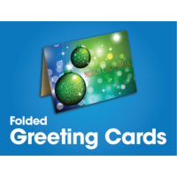 Folded Greeting Cards